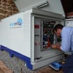 Battery System Installation