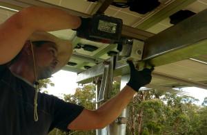 Installing Ground Mount Solar