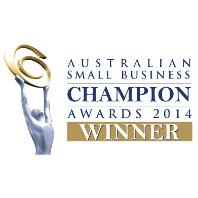 Business Champion Award Winner