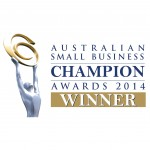 Business Champion Award Winner