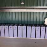 Battery storage system in NSW