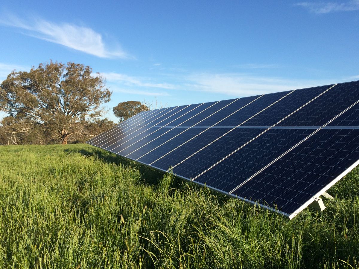 Self Contained Off Grid Solar Off Grid Energy Australia