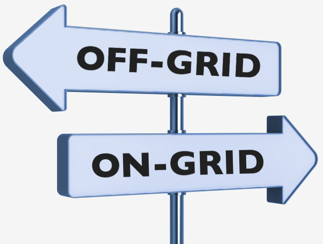 Off grid or on grid