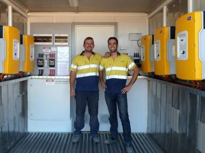 Off grid solar installers
