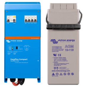 Victron battery system