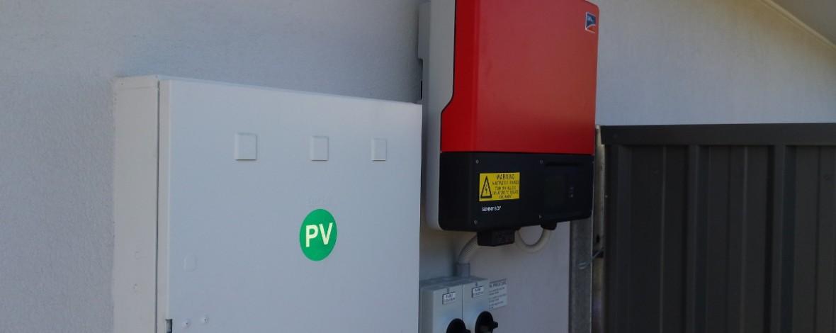 Storage ready solar