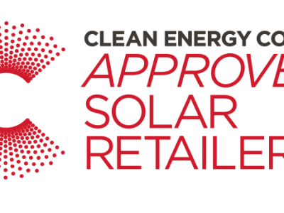 CEC Approved Solar Retailer