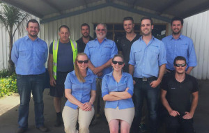 Off-Grid Energy Team Photo