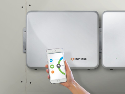 enphase-ac-battery-on-the-wall