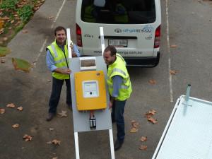 Hugh & Sean, Off-Grid Energy Australia