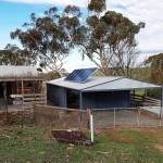 Small off grid system