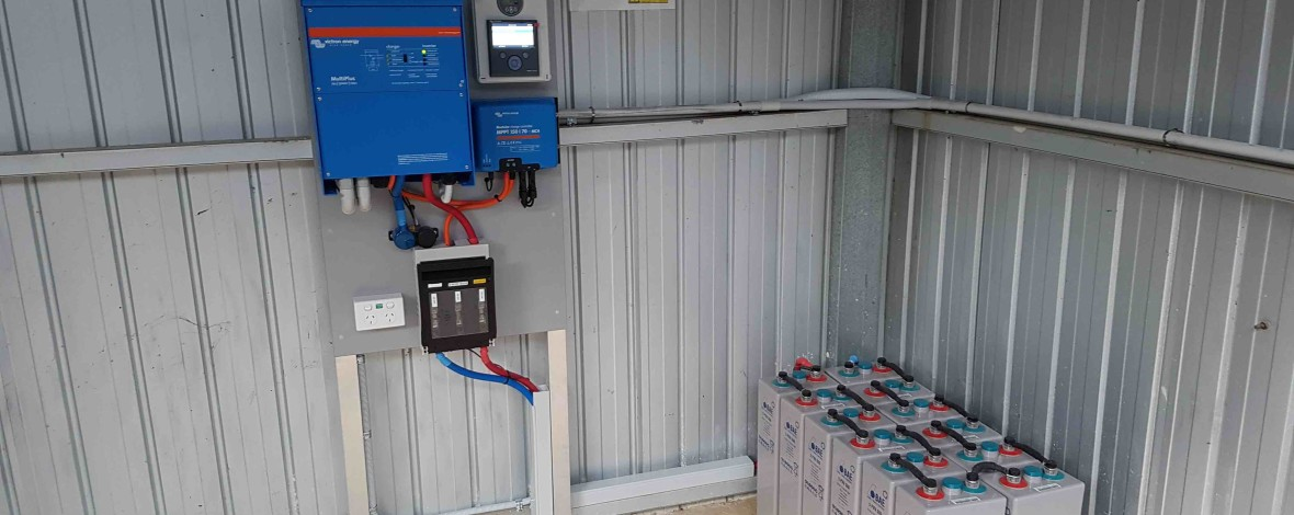 Small Off Grid Replacement System Off Grid Energy Australia
