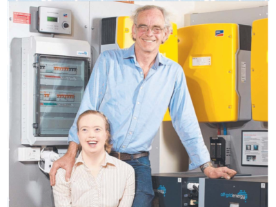 advertiser battery storage article