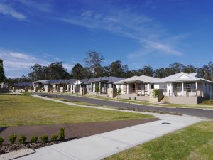 off-grid housing