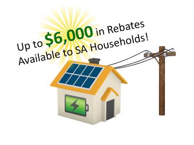 SA Battery Rebate Image