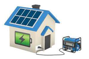 Off-grid power system
