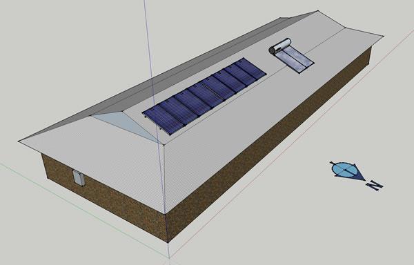 Julie-Ann Solar Only On Grid System
