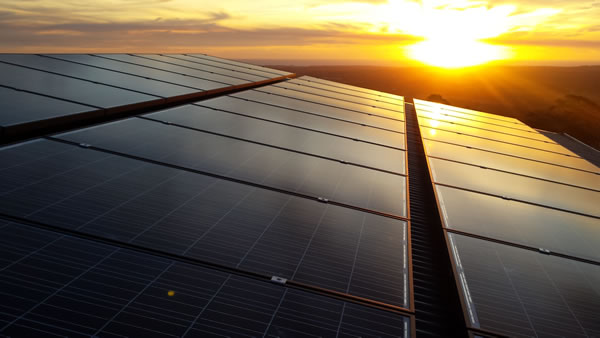 Time and Cyd Complete Off Grid Solar System
