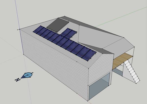 Wendy On Grid Solar Panels