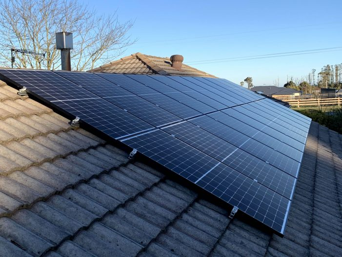 Journey to a Self-Sustaining Home On-Grid Solar Panels