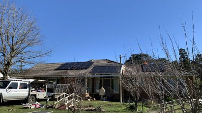 Journey to a Self-Sustaining Home On-Grid solar