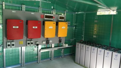 SMA Inverters and Batteries