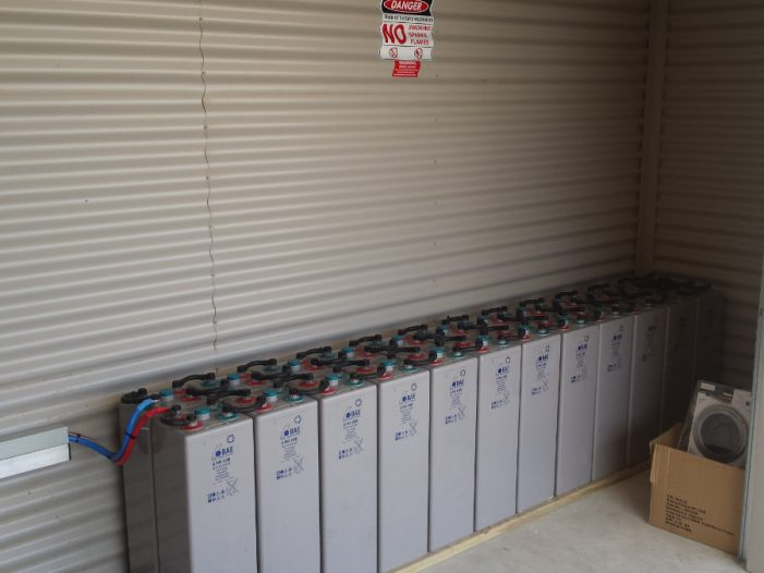 Batteries and Solar