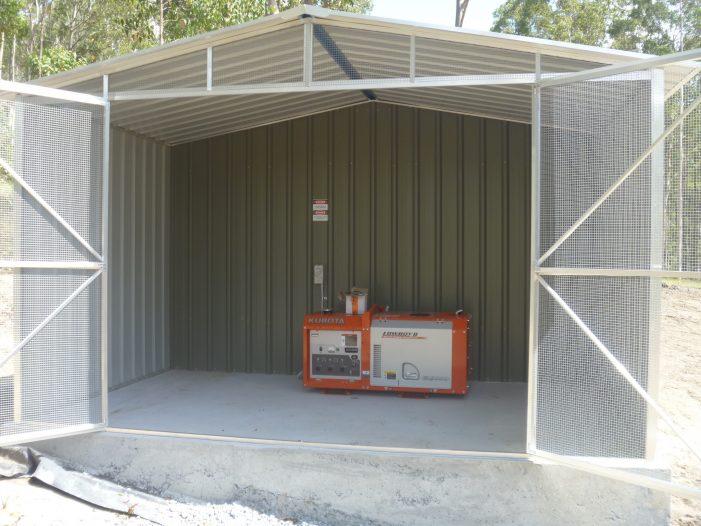Off grid generator