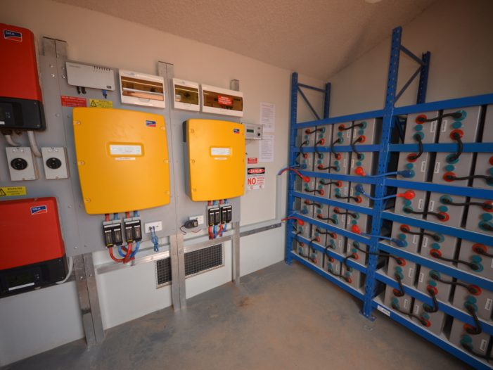 Standalone power system
