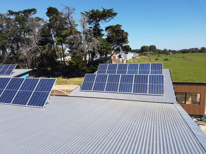 Harmony House Rural Property Solar Panels 1