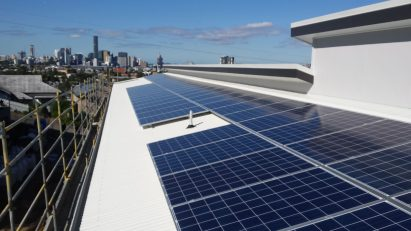 Solar and batteries for investment property